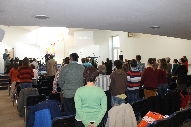Brno 2014 – Konference Uctívání milé Bohu