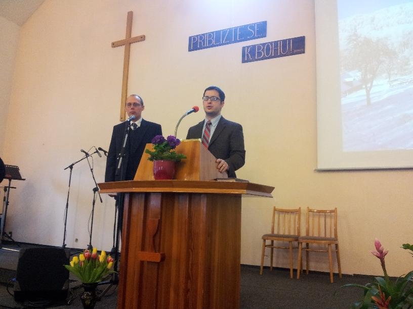 Lovosice 2014 – Konference Uctívání milé Bohu