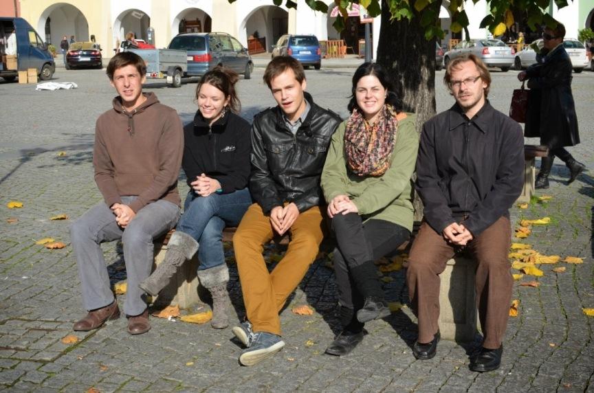 Studenti ČBI 2013 / 2014