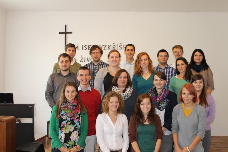 Studenti ČBI 2014 / 2015